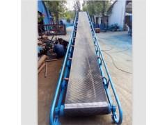 性能稳定皮带输送机 爬坡水平带式运输机 型号规格齐全y9