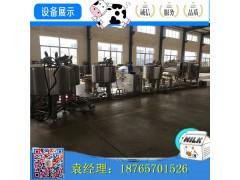 酸奶生产线-酸奶生产线工艺流程