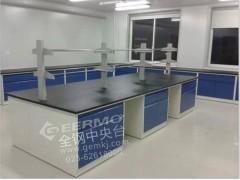 厂家供应重庆全钢实验台(实验室操作台)中央台/边台