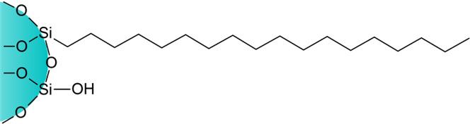 固相萃取填料分子式
