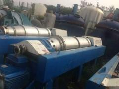 出售二手密封垫及密封用填料生产线设备