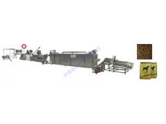 无谷天然狗粮加工设备  多种生产机型