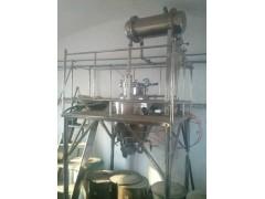 出售二手茶黄素生产线设备