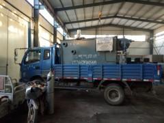 食品厂扩建污水处理设备购置