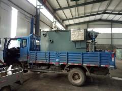 郊区工厂污水处理设备送货到厂