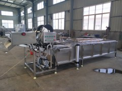 全自动气泡清洗机生产厂家设备介绍
