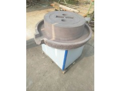 纯天然石材电动石磨 厂家直销 豆浆电动石磨