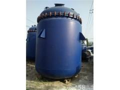 出售不锈钢反应釜搪瓷反应釜 导热油炉设备