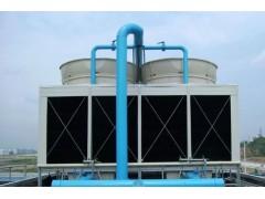 超低噪音方型横流式冷却塔 山东锦山冷却塔厂家