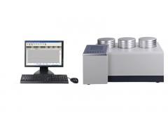 三层共挤输液用膜氮气透过量测定仪压差法