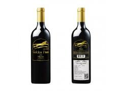 金豹GP-555梅洛红葡萄酒_美国原装进口红酒