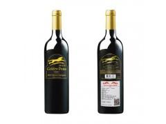 金豹GP-533赤霞珠红葡萄酒_美国原装进口红酒