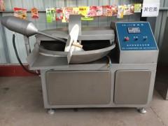 厂家热销大型香肠料斩拌机价格透明