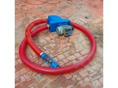 厂家直销小型车载吸粮机 螺旋式蛟龙吸粮机 软管吸粮机