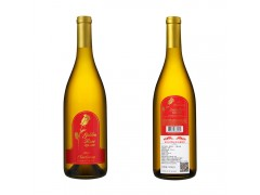 金玫瑰GR-420霞多丽白葡萄酒