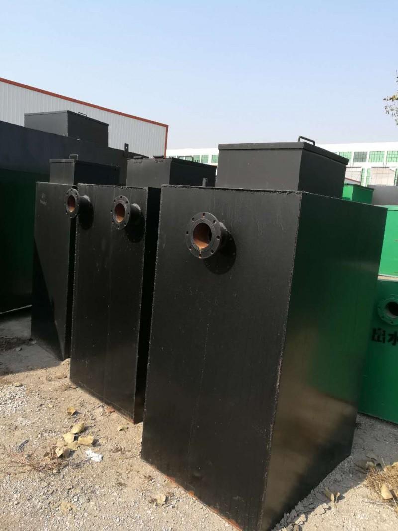 医院迁建污水处理设备安全无毒