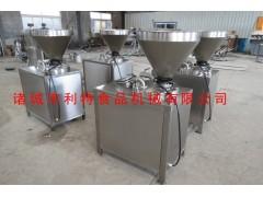 腊肠液压灌肠机 肉泥灌肠机 香肠灌制设备 立式灌肠机