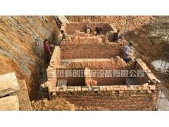 乡镇卫生院污水处理设备土建