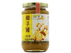 马来西亚进口蛋椰酱好味牌原味椰子酱420g三种口味供选择
