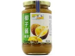 马来西亚进口榴莲味椰子酱420g好味牌咖椰酱 蛋椰酱