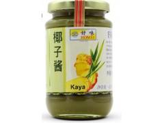 椰子酱 马来西亚原装进口好味牌香叶咖央 斑斓蛋椰酱批发