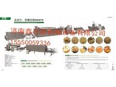 济南鑫贝发玉米片、早餐谷物食品生产线