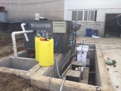 豆制品污水处理设备处理后直排