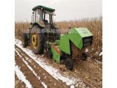 秸杆粉碎打捆机 ,粉碎玉米秸秆打捆机
