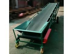 非标定制大型优质皮带输送机 耐磨防滑带式运输机y9