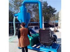 型号规格齐全大型风力抽粮机 车载小型柴油动力吸粮机y9