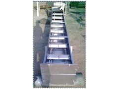 钢铁、煤矿专用埋刮板输送机结构简单