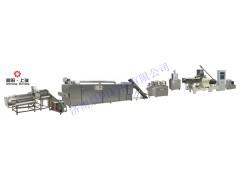休闲食品膨化机 食品厂专用膨化机