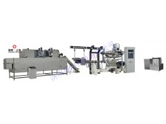 大豆蛋白加工设备 组织蛋白膨化机