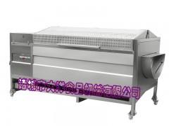 YQT型自动脱鱼鳞机,处理鱼鳞的机器
