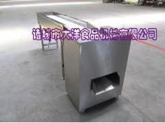 自动切鱼片机,304钢精品鱼切块机
