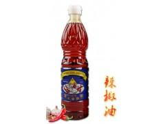 泰国蔡合盛辣椒油720ml 冬阴功香椒油辣椒酱 进口调料