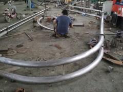 粉料防尘长距离管链提料机  水稻用管链式输送机