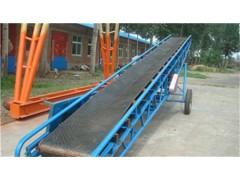 粮食爬坡型运输机 600带宽运输机 电动升降运输机