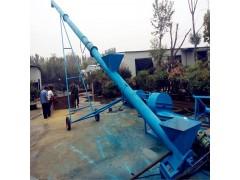 化工原料入仓配套提升机 煤炭粉管式提升机