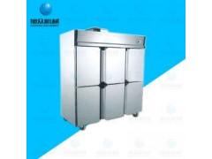 商用多功能不锈钢厨房冷藏保鲜柜