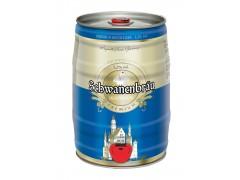 德国原装进口 天鹅城堡  小麦啤酒 5L/桶