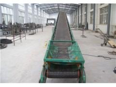 移动式玉米袋子输送机 650带宽皮带输送机 倾斜式包粮输送机