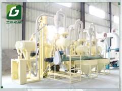 供应玉米面生产线玉米精粉加工设备