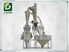 碾玉米面机器 玉米粒磨面机