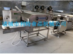 川香鸡柳切条机  调理品加工机械 鸡肉加工使用设备