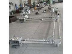 节能环保优质管链输送机 不锈钢加厚链式运输机设备y9