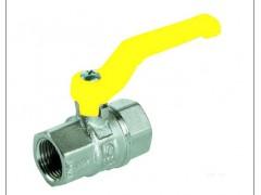 德国VonScheven进口气体专用黄铜球阀MSG
