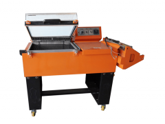 pof膜二合一收缩机,PVC二合一热缩包装机,鑫儒弈机械