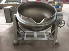食堂专用蒸煮锅 得利斯厂家直销品质保证