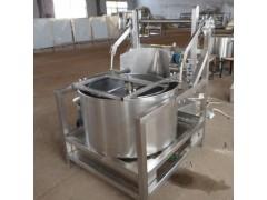 供应不锈钢脱水脱油机  蔬菜甩水机 油炸食品脱油设备
